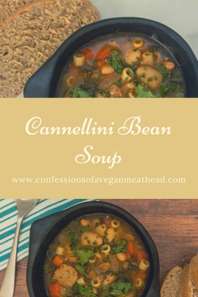 Cannelini Bean Soup-3